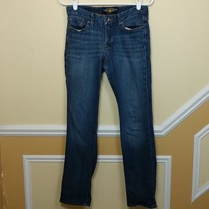 Lucky The Sweet Jean Straight Ankle size 4/27